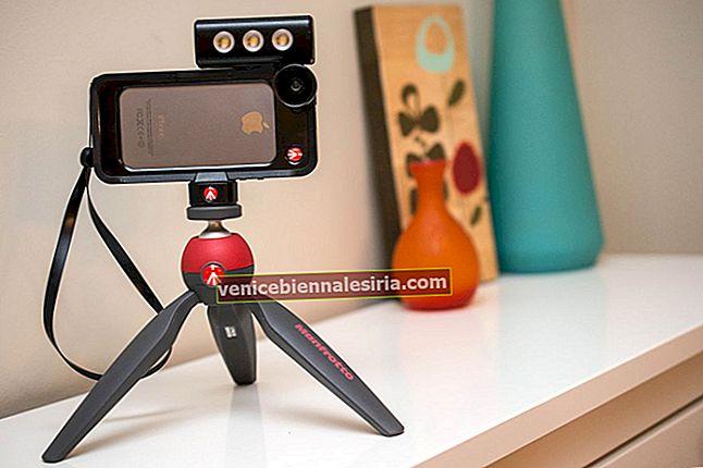 Bästa iPhone-kamera fjärrkontroller för att fånga foto 2021