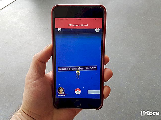 """""""GPS-signal hittades inte"""" i Pokémon Go på iPhone: Tips att fixa"""