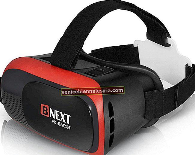 Bästa VR-headset för iPhone 6 / 6s Plus 2021