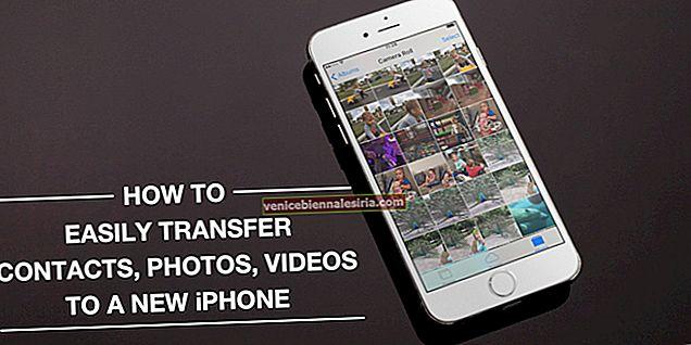 Hur man enkelt överför filmer / videor till iPad från PC eller Mac