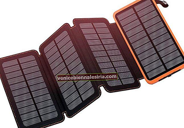 Bästa solkraftsbanker för iPhone 2021