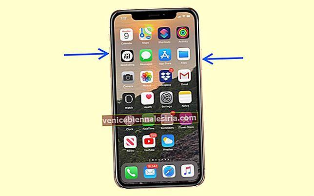 Как сделать снимок экрана на iPhone и iPad (все модели)