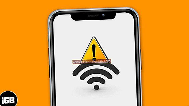 Fungerar inte WiFi i iOS 14 på iPhone eller iPad? 10 sätt att fixa det!
