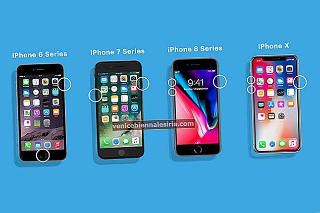 Hur man tvingar om en iPhone och iPad (alla modeller)