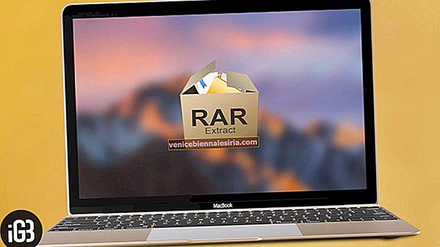 Hur man öppnar RAR-fil på Mac med lätthet