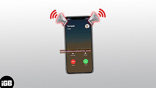 Как включить объявление о звонках на iPhone