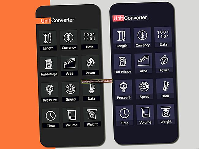 Bästa enhetskonverterare för iPhone-appar 2021