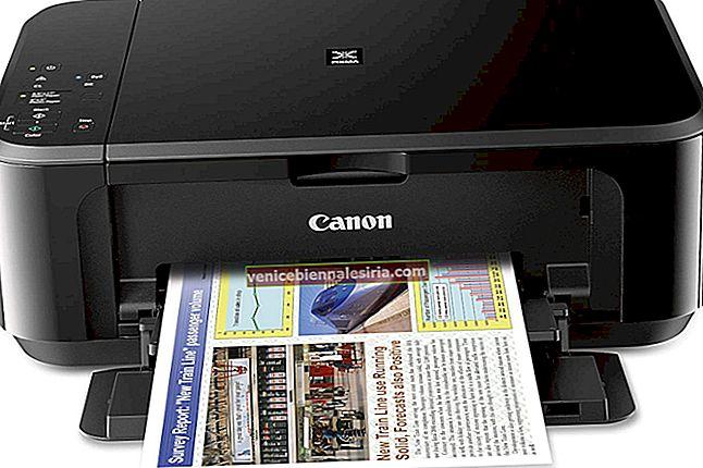 Лучшие струйные принтеры для Mac в 2021 году