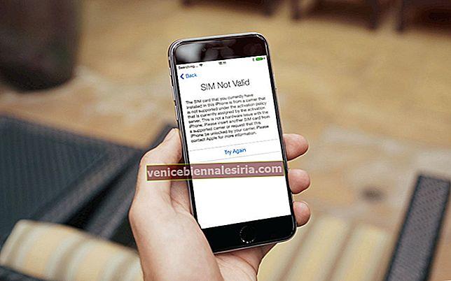 Как разблокировать заблокированную SIM-карту на iPhone