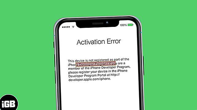 Så här fixar du iPhone-aktiveringsfel: Prova dessa 7 lösningar