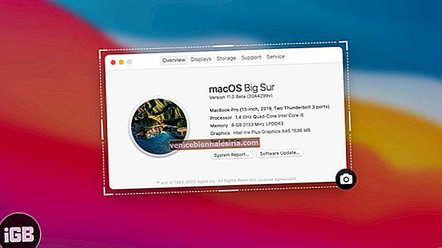Så här tar du ett skärmdump på Mac (Komplett guide)