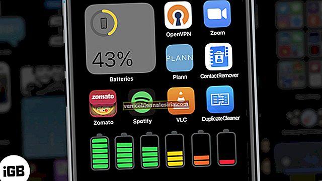 Problem med iOS 14 batteridränering? Tips för att förbättra batteriets livslängd på iPhone
