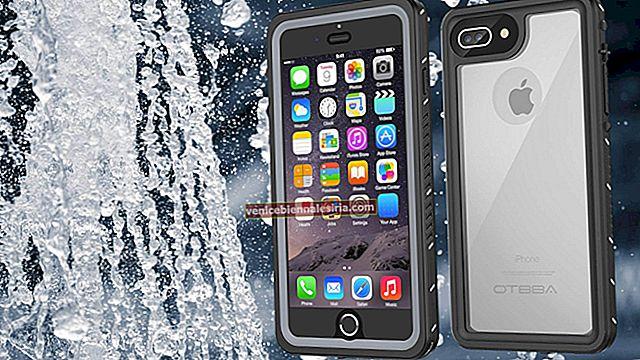 Bästa iPhone 7 Plus-fodral 2020