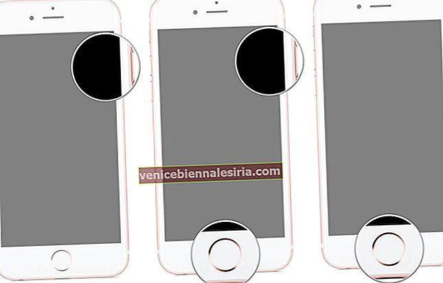 Cum se pune un iPhone în modul DFU (orice modele iPhone)