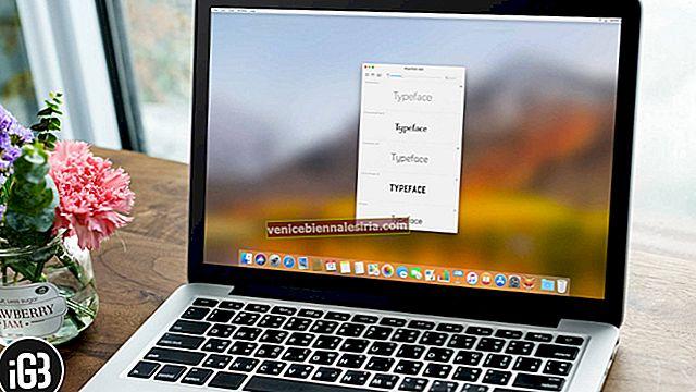 Bästa Mac Font Manager-programvaran 2021
