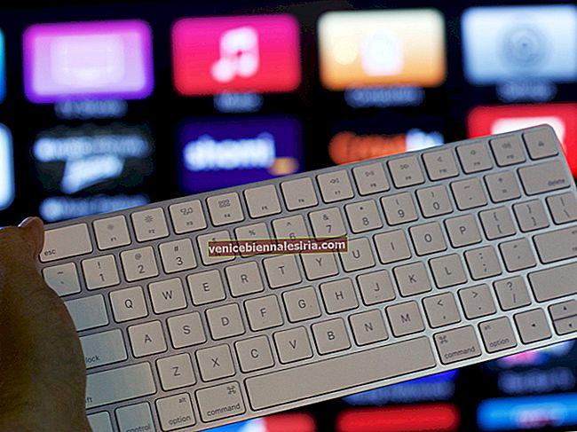 Bästa Bluetooth-tangentbord för Apple TV 2021