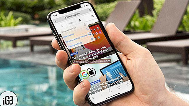 Cum să solicitați un site desktop în Safari pe iPhone sau iPad