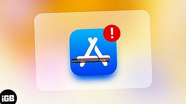 Kan du inte ansluta till App Store på iPhone och iPad? Hur man fixar det